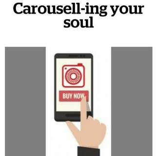 Carousell-ing your soul