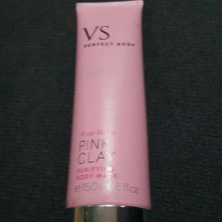 Authentic Victoria's Secret Pink Clay Purifying Body Mask (CNY SALE, PRICE REDUCED!)