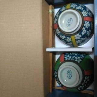 全新日本陶瓷碗