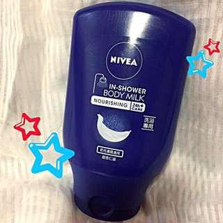 妮維雅 水洗深層修護潤膚乳 120ml  身體乳/乳液