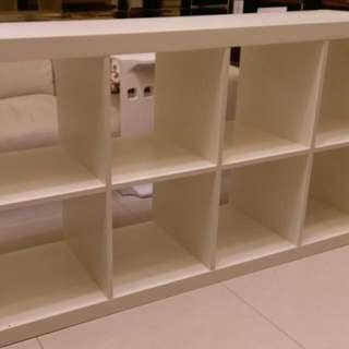 Ikea 八格置物櫃
