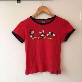 Micky Mouse Vintage T-shirt