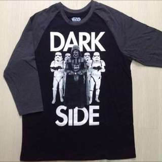 star wars 星際大戰 五分袖 T恤✖️M號一件