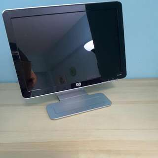 HP 17 INCH LCD MONITOR WITH BUILT IN SPEAKERS