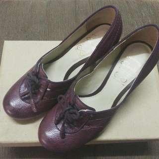 Clarks Court-shoe Asha Dome UK3 US5