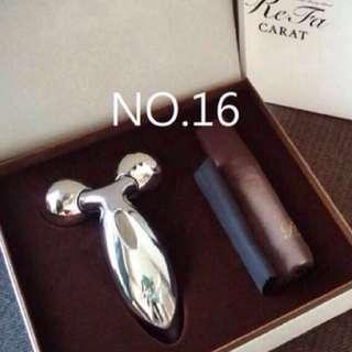 保留中)Refs Carat白金美容滾輪按摩器 可瘦臉瘦身拉提