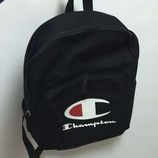 Champion 黑色後背包