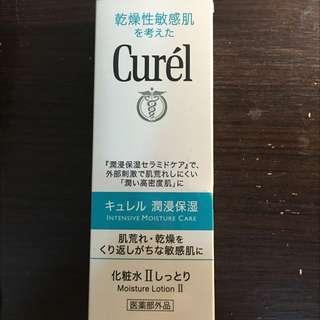 (含運)全新日本購回-Curel化妝水