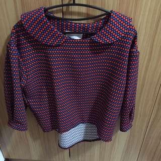 韓國設計師品牌 點點上衣
