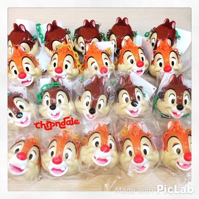 降價囉!!🌰東京迪士尼樂園購回🌰奇奇蒂蒂糖果罐