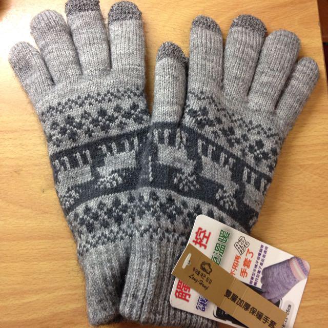 全新保暖手套/觸控手套