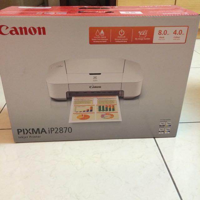 (全新)噴墨相印機