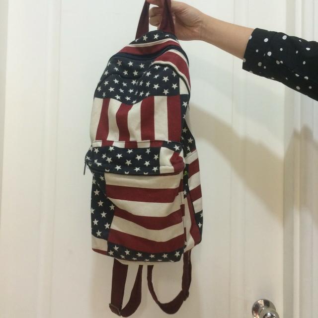 美國後背包
