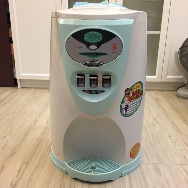 晶工牌冰溫熱開飲機 飲水機