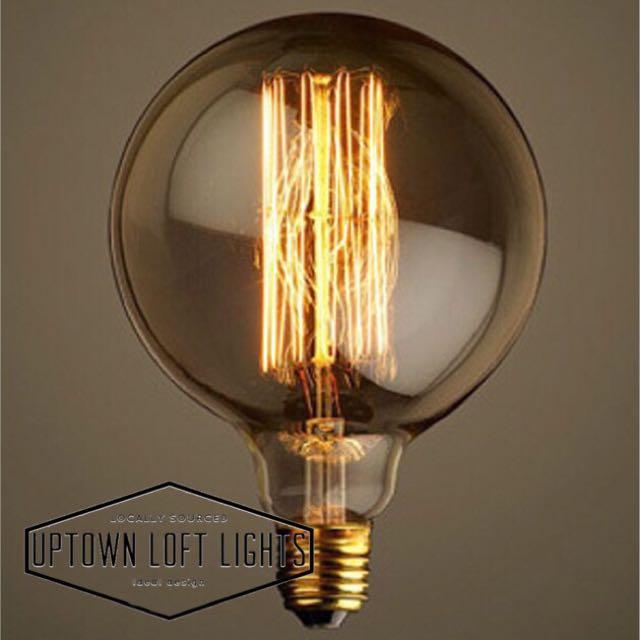 (現貨)G95工業風愛迪生鎢絲燈泡