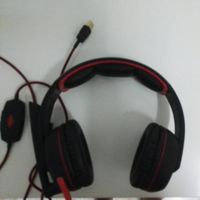 (Reserved) Armaggeddon Fuze5 Gaming Headset