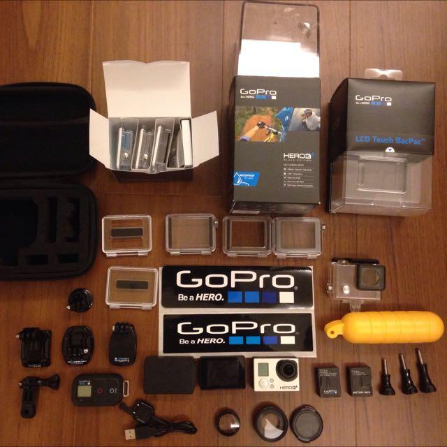 GoPro3+ 2手