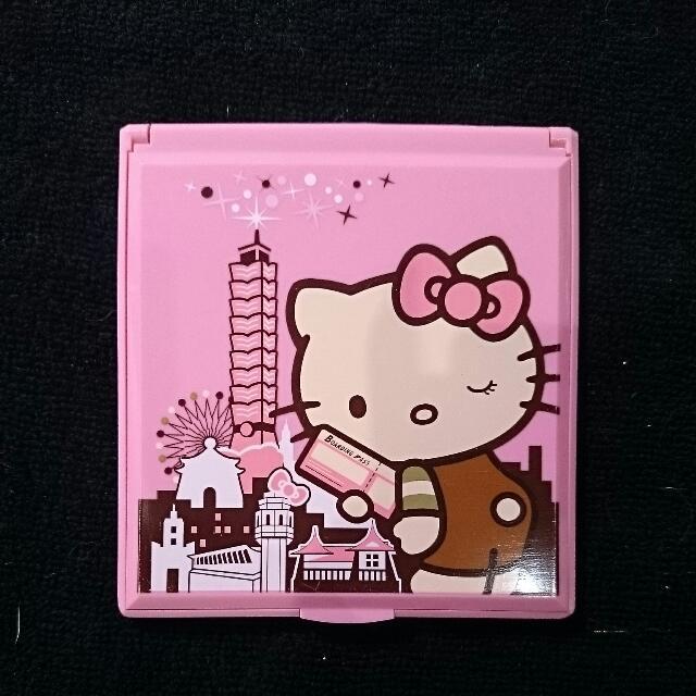 Hello Kitty 折鏡