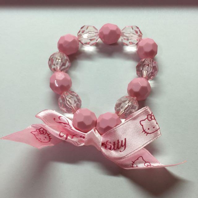 Hello Kitty 手環