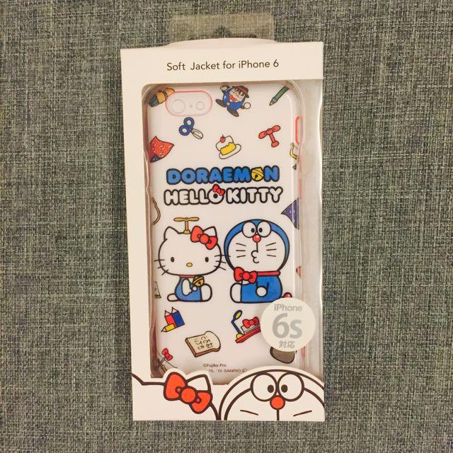 (現貨)HELLO KITTY&哆啦a夢 iphone6s手機殼