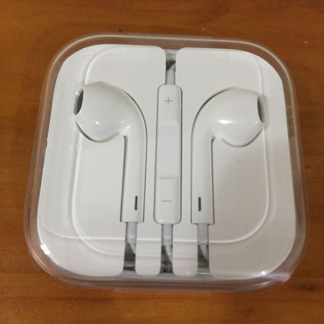 iPhone 原廠 耳機 APPLE