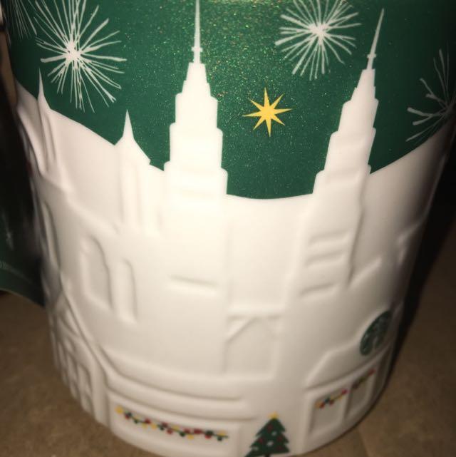 KL Xmas City Relief Mug 2015 (Starbucks)
