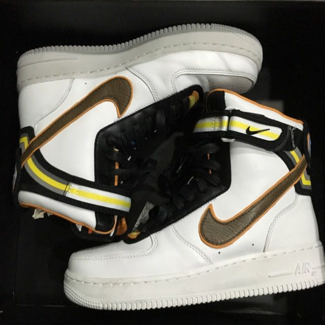 Nike Air Force tisci riccardo rt 紀梵希 GIVENCHY AF1