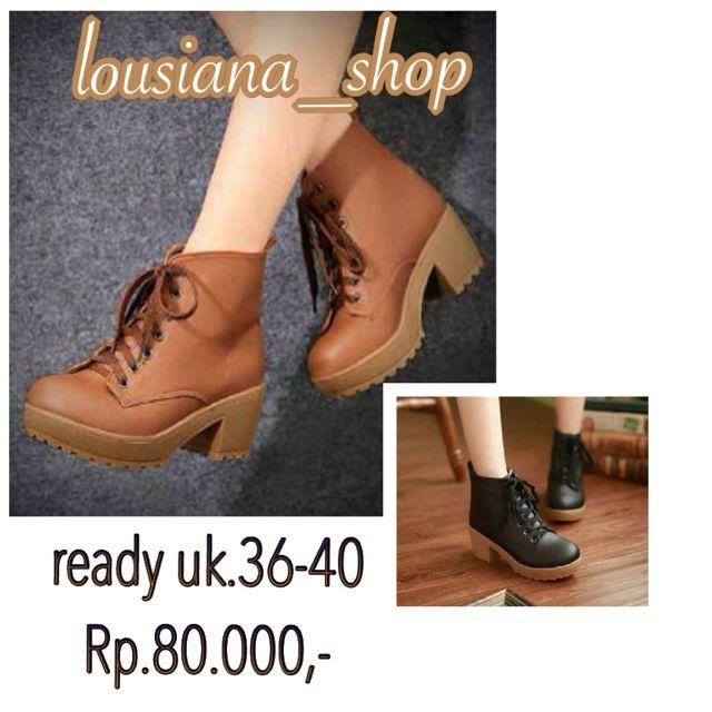 SALE boots heels