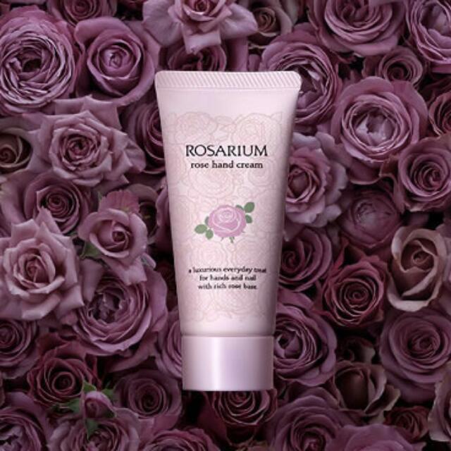 Shiseido Rosadium 玫瑰園 護手霜