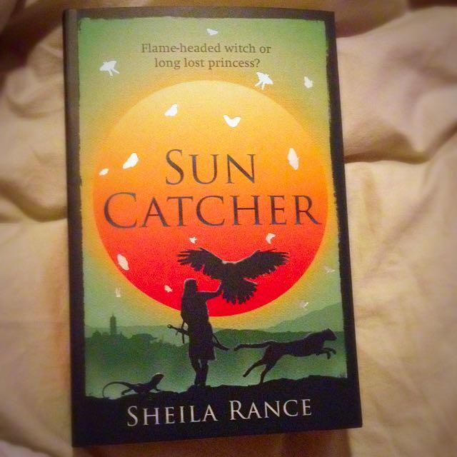 SUN CATCHER BOOK