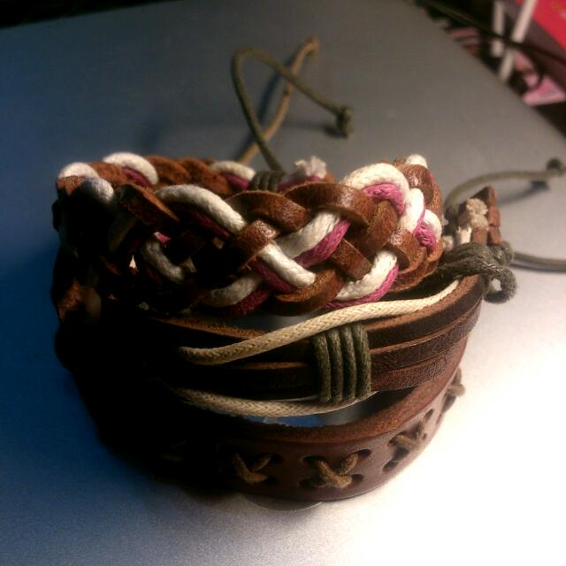 Tribal Bracelets Etude Or Pay It Forward Wristbands