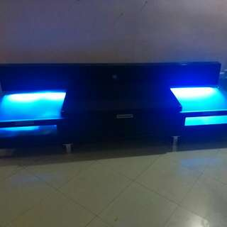 Tv Console With Lights