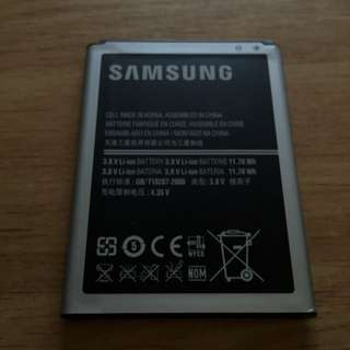 Samsung Note 2 Battery (Original)
