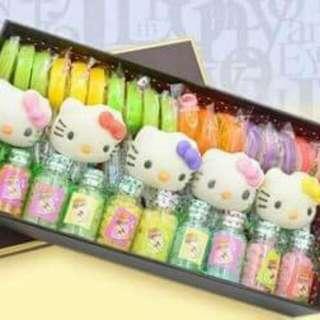 水果切片糖果禮盒