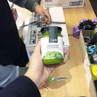 (現貨) 韓國 抹茶牛奶醬