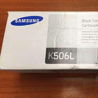 Samsung Genuine Black Toner CLT-K506L