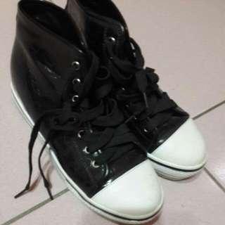 Gracegift&Crystal Ball聯名款厚底鞋