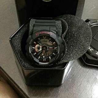 G-shock手錶GA-110-1ADR