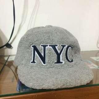 韓國 全新 QQ毛 帽子
