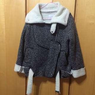全新 保暖韓國大衣(價格含運