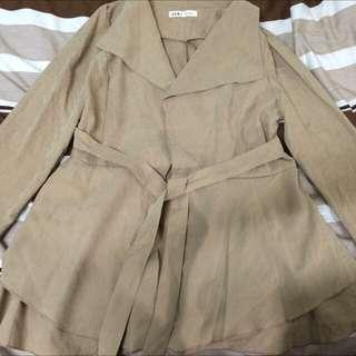韓版傘狀外套