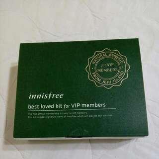 (保留)innisfree VIP 禮盒