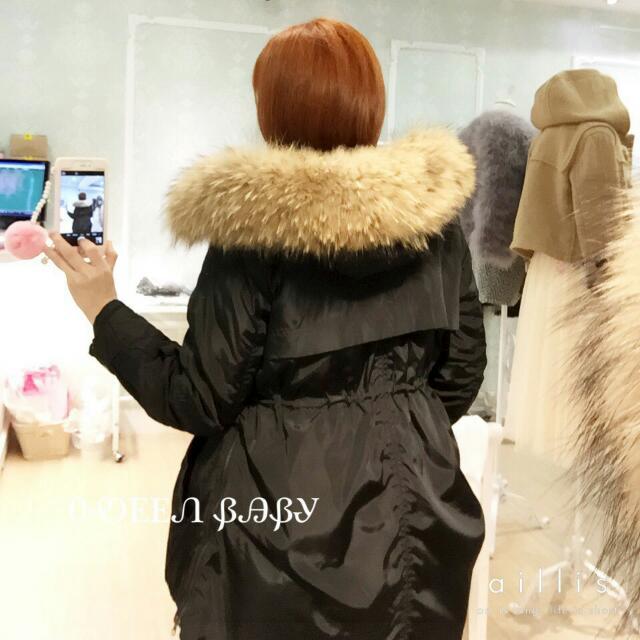 預購4500!!正韓超級大毛外套