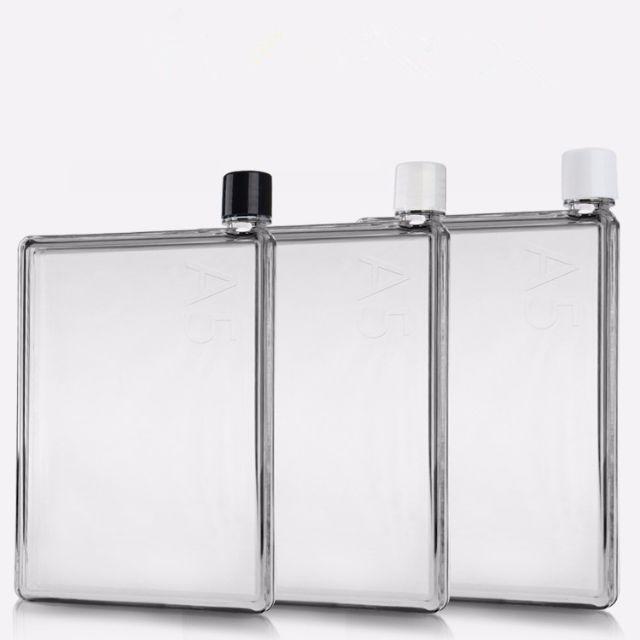 【750ml】Memobottle創意A5攜帶便利水瓶