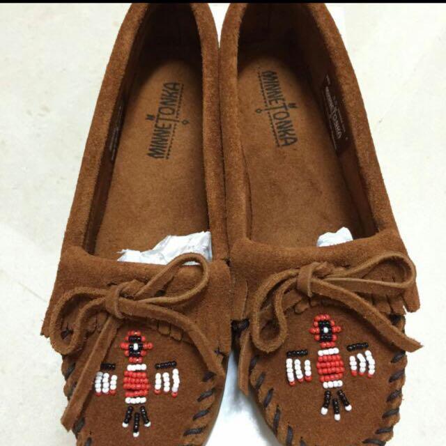 莫卡辛豆豆鞋
