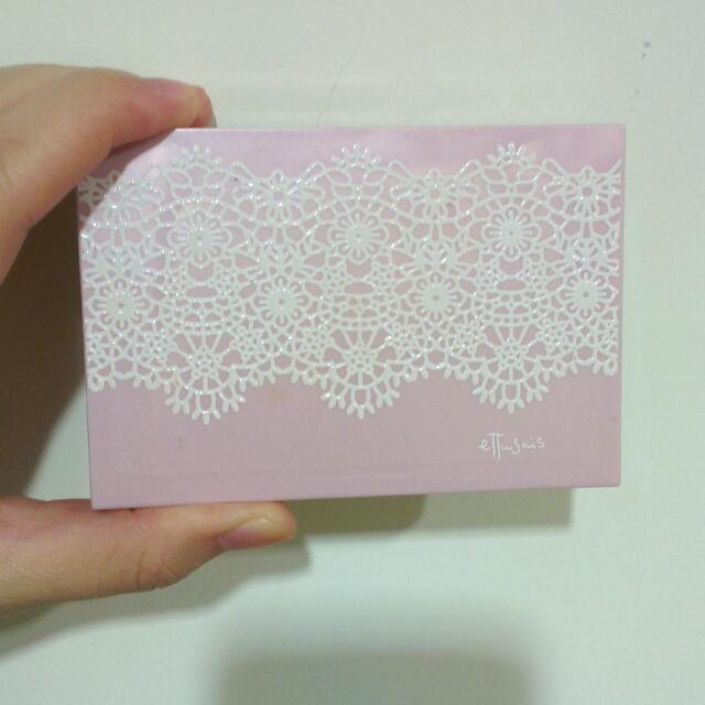 艾杜紗 粉餅盒(不含粉撲)