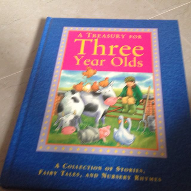 A Treasury For Three Year Olds