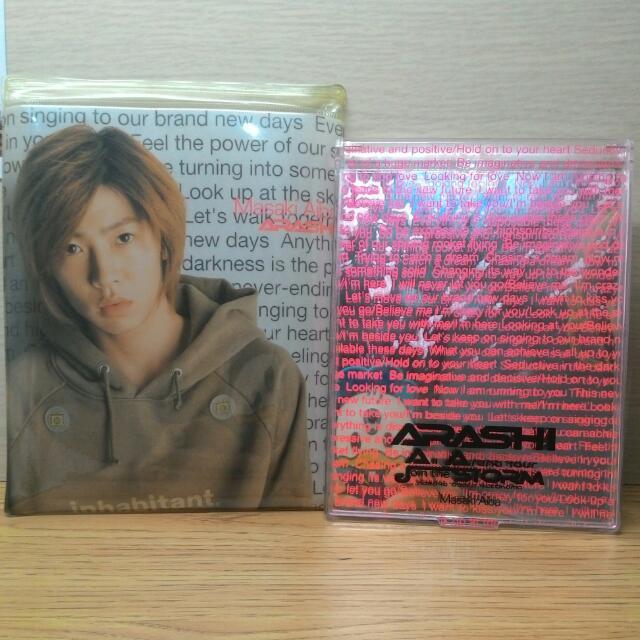 ARASHI 嵐 演唱會周邊 鏡子