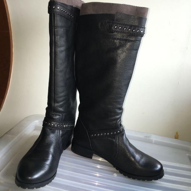As長筒靴