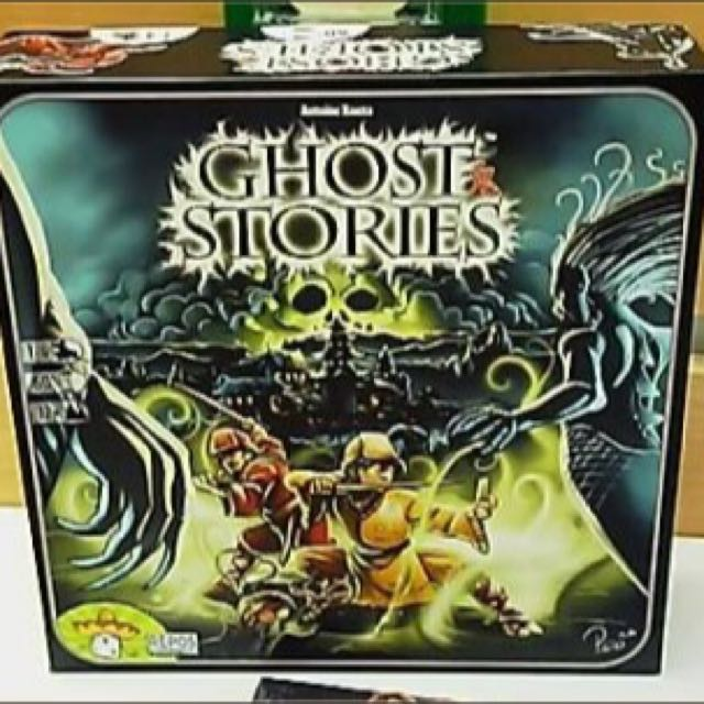 Board Game  Ghost Stories , Toys & Games on Carousell